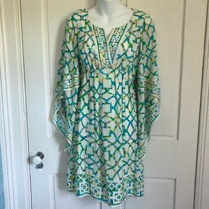 Alice & Trixie Silk Tunic Dress S